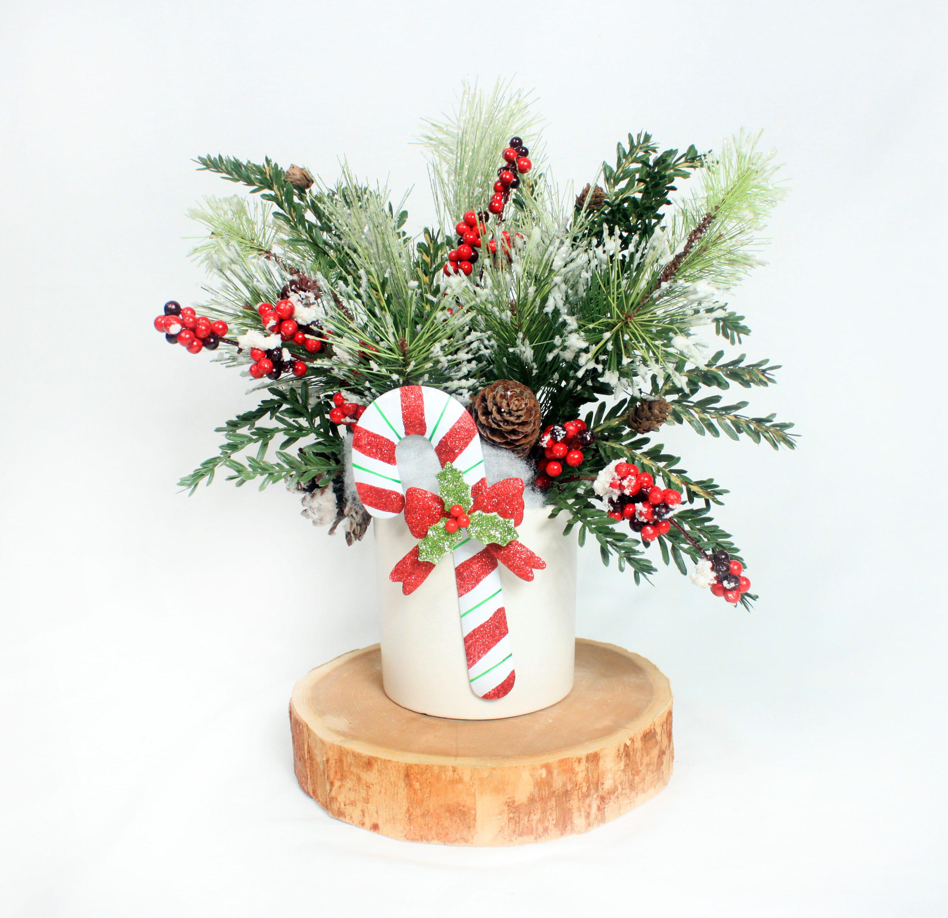 wreaths & holiday decor